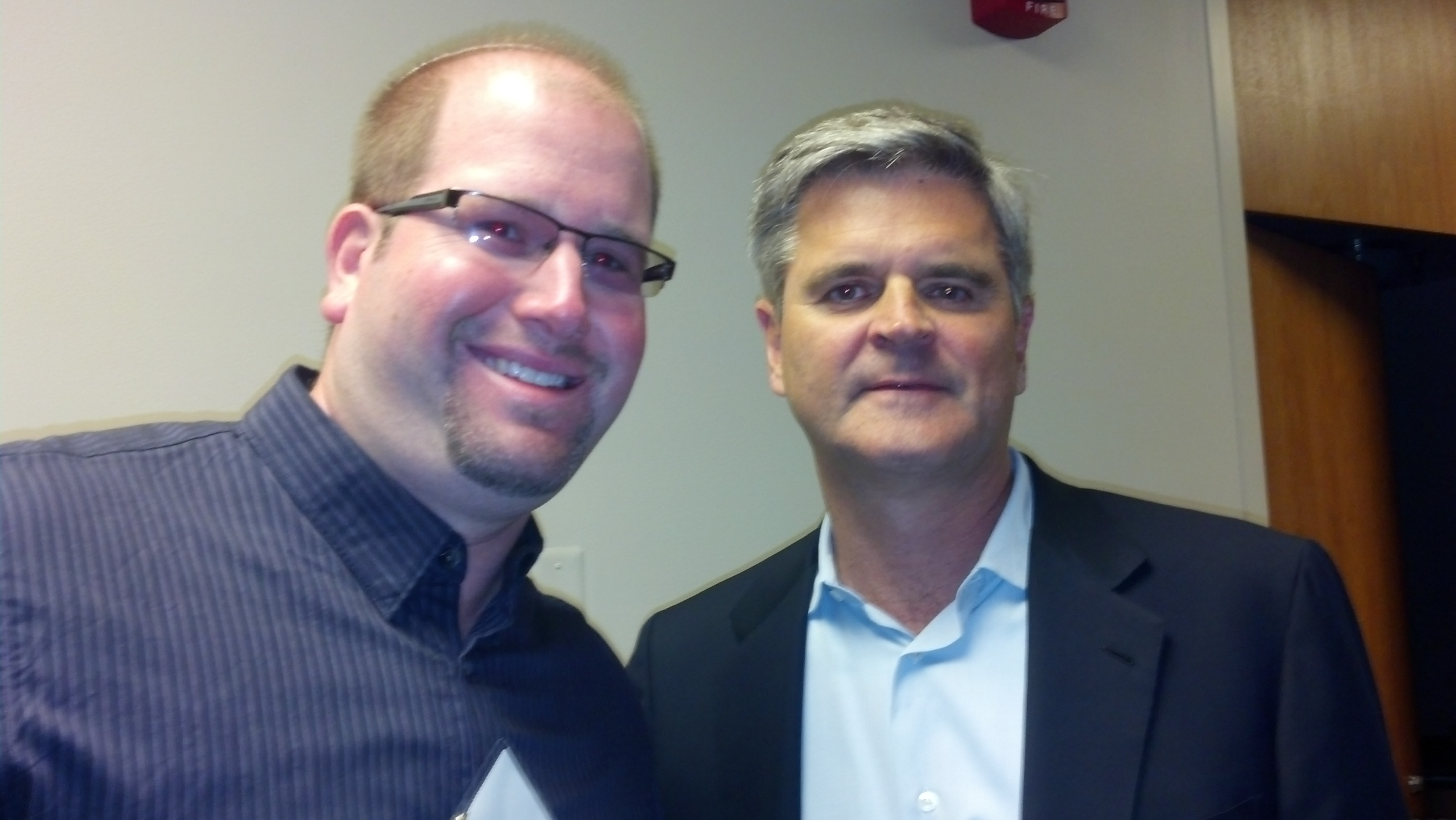 Steve Case of AOL