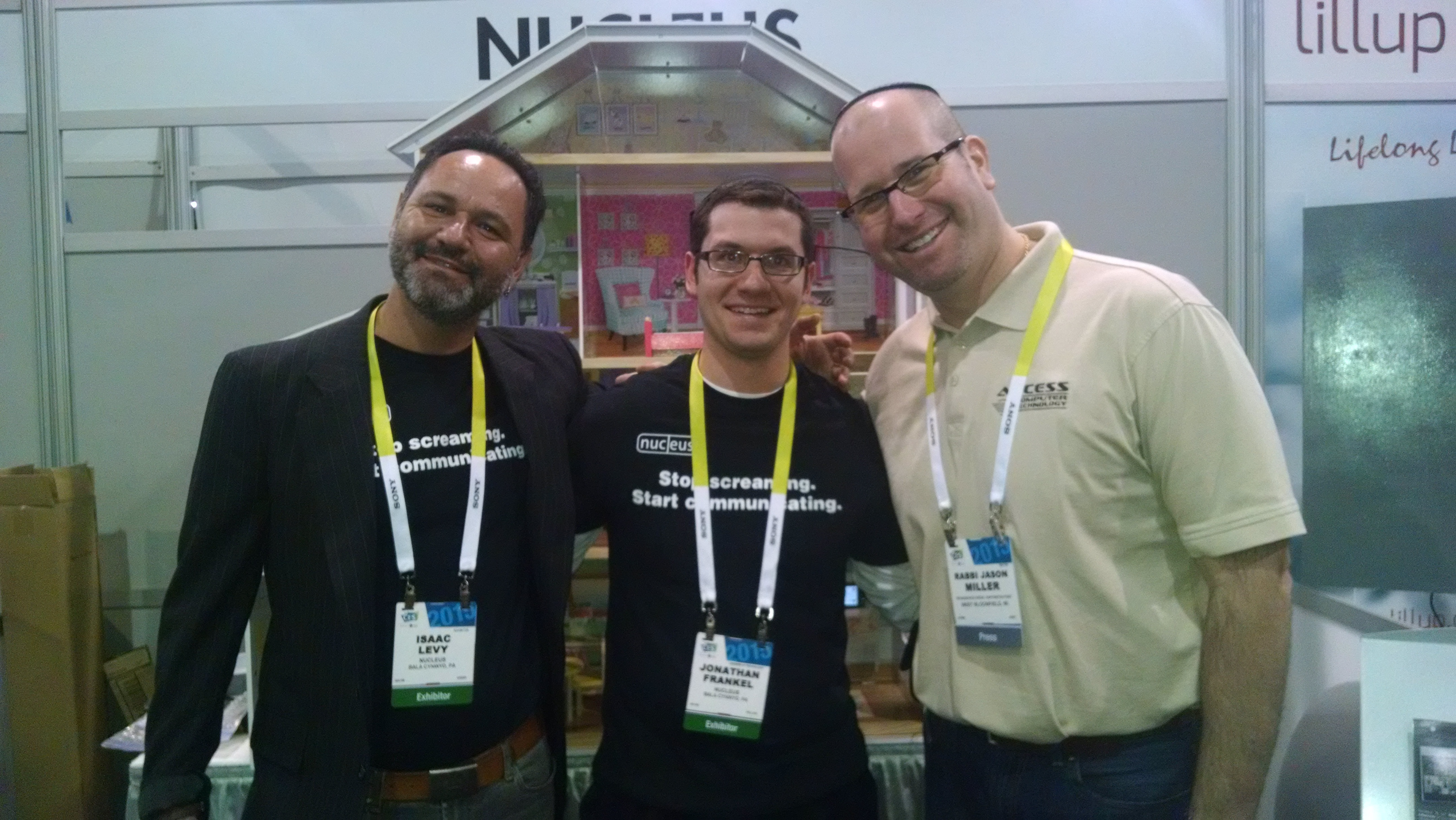 Isaac Levy & Jonathan Frankel of Nucleus