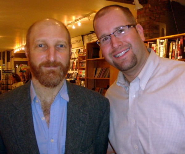 Jonathan Ames - Comedian and Author